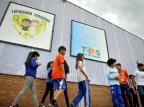 Projeto de Vacaria usa o esporte como ferramenta de desenvolvimento para 480 crianças Lucas Amorelli/Agencia RBS