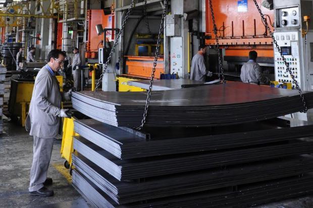 Indústria de Caxias está na lanterninha do crescimento Roni Rigon/Agencia RBS