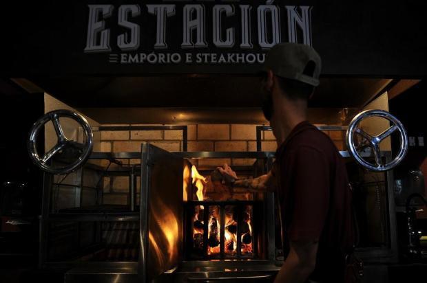 Açougue premium e restaurante: conheça o La Estación, novidade gastronômica da Serra Marcelo Casagrande/Agencia RBS
