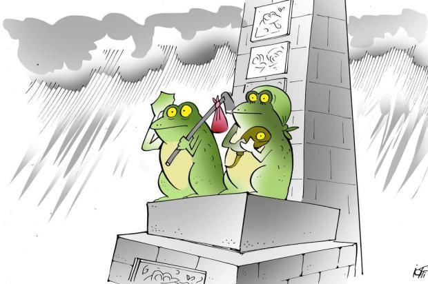 Iotti: confira a charge desta sexta-feira Iotti/Iotti