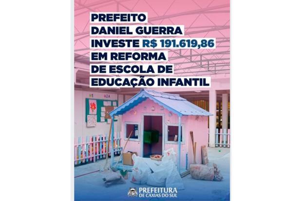 Publicação da prefeitura de Caxias será denunciada no Ministério Público Facebook / Reprodução/Reprodução