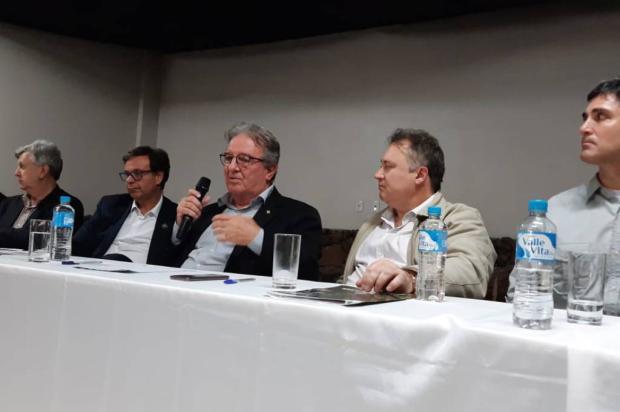 Em Cambará do Sul, comitiva do Ministério do Turismo diz que região está entre as prioritárias para investimentos Daiana Silva / Divulgação/Divulgação