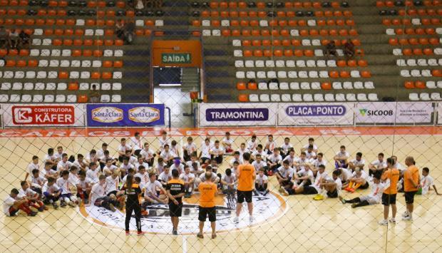 ACBF seleciona atletas para categorias de base Ulisses Castro / ACBF / Divulgação/ACBF / Divulgação