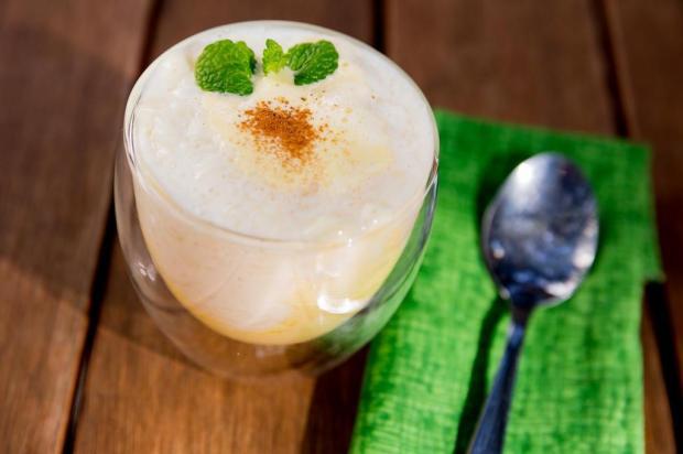 Na Cozinha: arroz de leite com gemada é a sobremesa perfeita para o fim de semana Omar Freitas/Agencia RBS