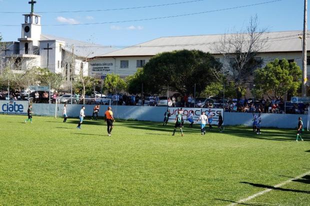 Copa União de Clubes define campeões de duas categorias neste final de semana Divulgação/Copa União