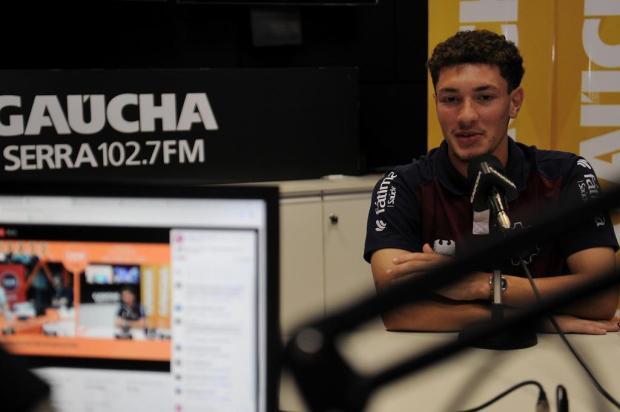 Antes da decisão pelo Caxias, Argenta revela admiração por um jogador rival Marcelo Casagrande/Agencia RBS