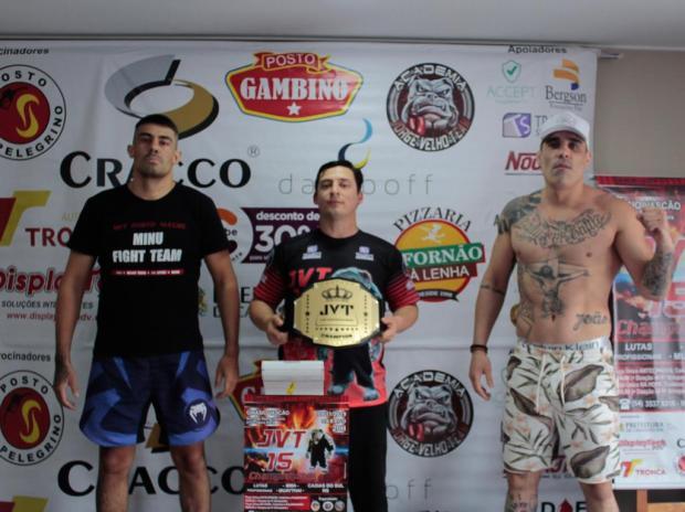 15ª edição do JVT Championship promete combates de alto nível Alison Miranda / Divulgação/Divulgação