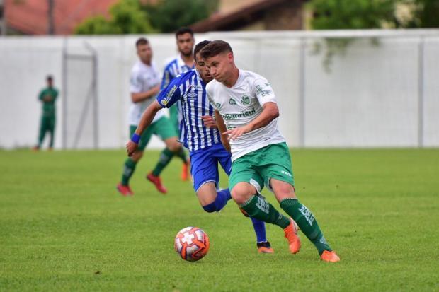 Juventude empata com o Avaí no primeiro jogo da semifinal da Copa Sul sub-19 Gabriel Tadiotto / Juventude / Divulgação/Juventude / Divulgação