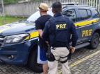 Motorista é detido pela PRF por embriaguez na BR-116, em Caxias do Sul Divulgação / PRF/PRF