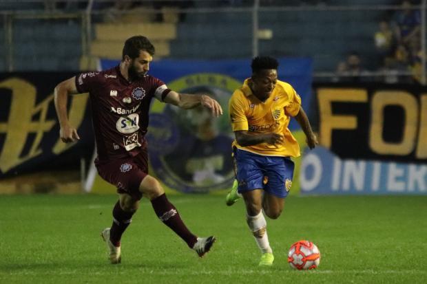 Caxias empata com o Pelotas e está eliminado da Copa Seu Verardi Tales Leal / ECP Pelotas/ECP Pelotas