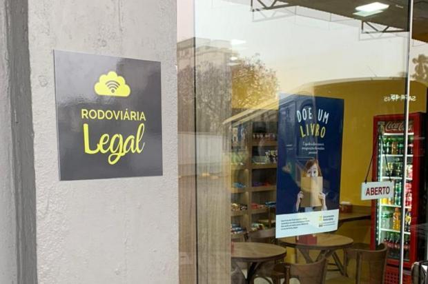 Rodoviária de Caxias busca reinvenção para melhorar atendimento ao público Rodoviária/Divulgação