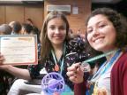 Representando o Brasil, estudantes caxienses conquistam 2º lugar em competição científica na Colômbia Divulgação/Arquivo Pessoal
