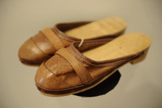 Agenda: exposição reúne sapatos de época no Museu Municipal de Caxias do Sul Antonio Valiente/Agencia RBS
