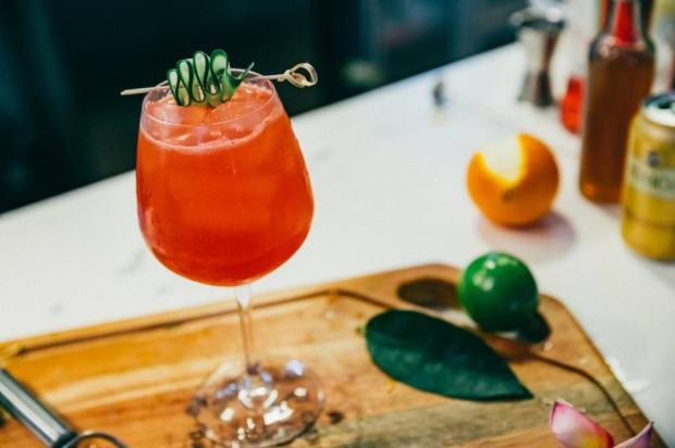 Na Cozinha: confira uma dica de drink para o final de semana Omar Freitas / Agência RBS/Agência RBS