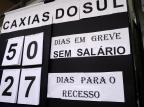 Greve no Poder Judiciário completa 50 dias com 40 servidores paralisados em Caxias Antonio Valiente/Agencia RBS