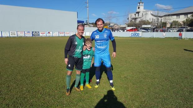 Duelo entre irmãos marca a decisão dos veteranos na Copa União de Clubes Divulgação / Copa União/Copa União