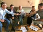 """PTB e PSDB apresentam a ex-prefeito """"proposta para Caxias"""" Juliane Ribas/Divulgação"""