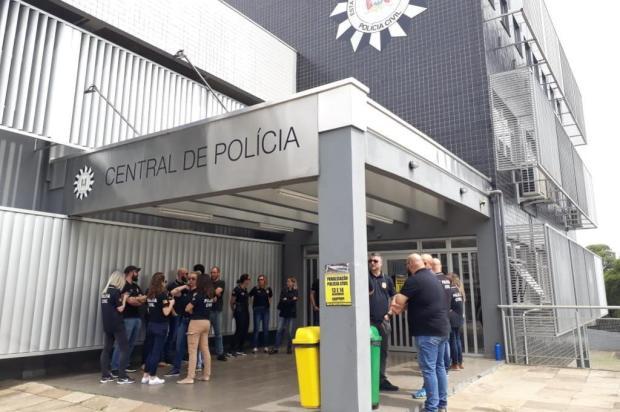 Polícia Civil de Caxias do Sul não realiza atendimentos nesta quarta e quinta-feira Róger Ruffato/Agencia RBS