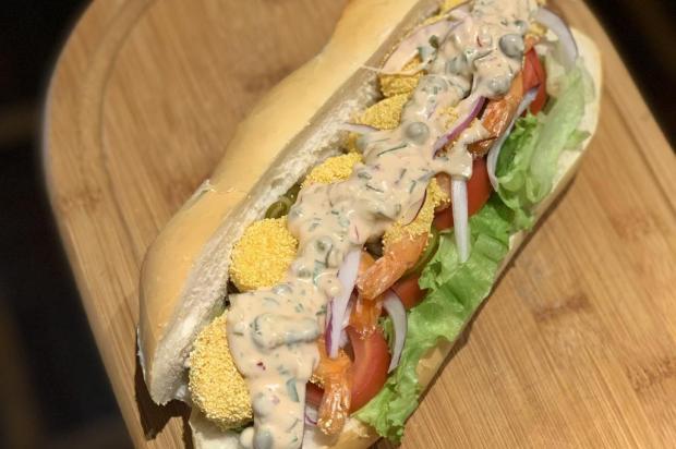 Na Cozinha: um sanduíche que é a cara do blues Lela Zaniol/Agência RBS