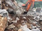ERS-122 permanece bloqueada, em Farroupilha André Fiedler / Agência RBS/Agência RBS