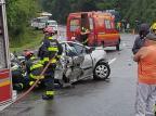 Acidente na BR-470 em Bento Gonçalves deixa duas pessoas feridas Sergio Marchiori/Arquivo pessoal