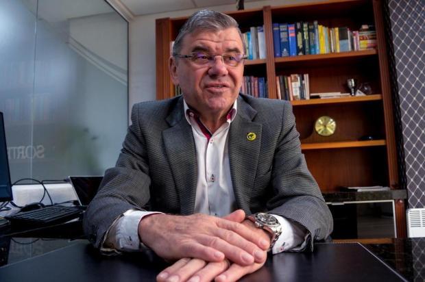 PSL de Caxias aguarda orientações após anúncio de saída de Bolsonaro Mateus Frazão/Agencia RBS
