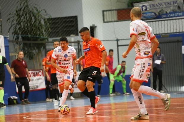 ACBF perde em Marau, no jogo de ida das quartas de final, e terá de reverter resultado dentro de casa Ulisses Castro / ACBF, Divulgação/ACBF, Divulgação