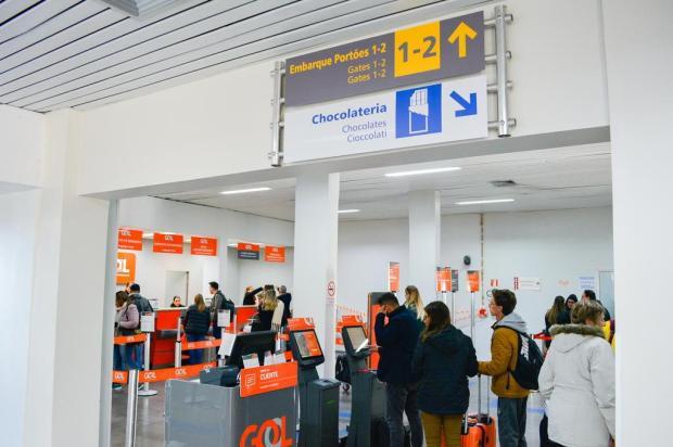 Aeroporto de Caxias do Sul poderá ter voos internacionais durante cúpula do Mercosul Leonardo Portella/Divulgação