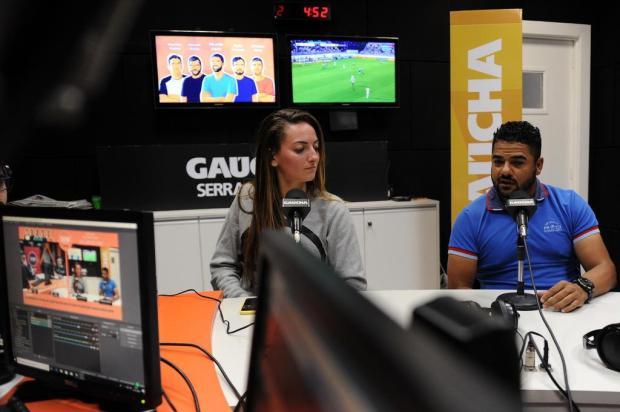 Confira a íntegra do Show dos Esportes da Gaúcha Serra desta sexta-feira Marcelo Casagrande/Agencia RBS