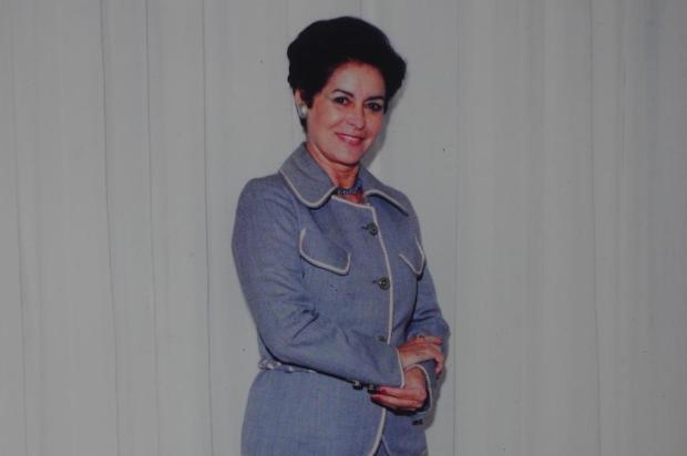 Morre Werony Sartori, colunista social que contribuiu com diversos veículos em Caxias Renato Hubert/acervo de família,divulgação