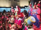 Centenas se reúnem na Sinimbu à espera do Noel, em Caxias Siliane Vieira/Agência RBS