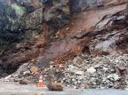 Retirada de pedra na ERS-122, em Farroupilha, será do alto da encosta André Fiedler/Agencia RBS
