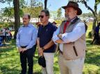 Ex-prefeitos de Caxias prestigiam rodeio Alexandra Baldisserotto/Divulgação