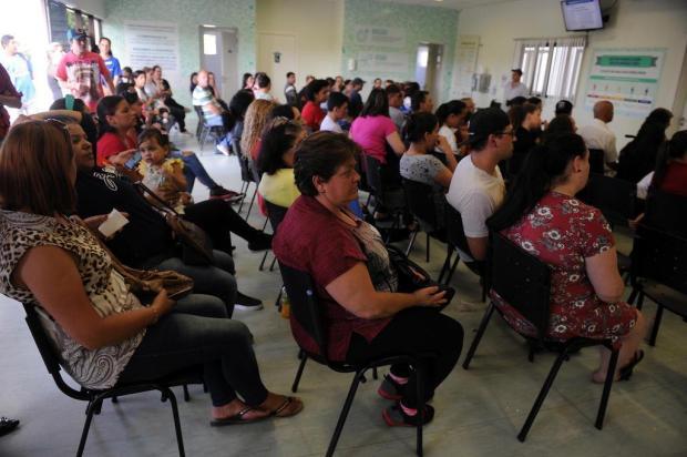 Pacientes da UPA Zona Norte, em Caxias, se revoltam com a demora no atendimento Marcelo Casagrande/Agencia RBS