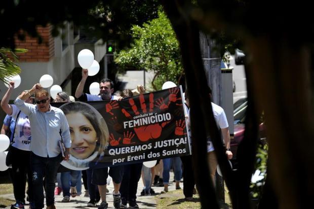 Promotoria de Caxias do Sul denuncia homem acusado de matar ex-esposa Lucas Amorelli/Agencia RBS