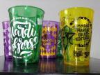 Veja os modelos de copos que estarão disponíveis no MDBF 2019 Rogério Casacurta/Divulgação