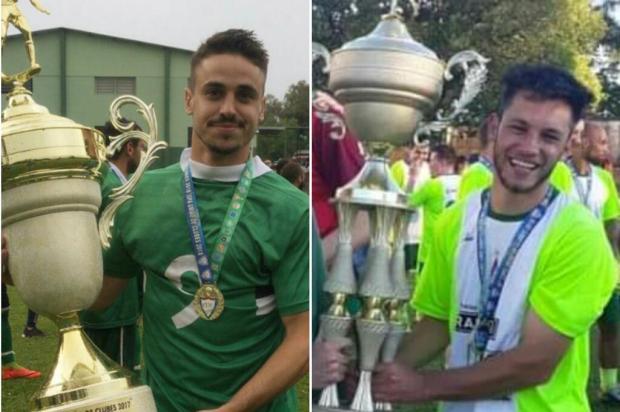 Há 10 anos disputando a Copa União, Evair e Felipe decidirão o título dos titulares neste domingo Copa União/Divulgação
