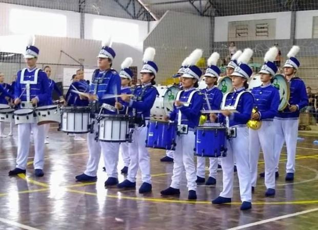 Bandas e fanfarras de três Estados participam de competição inédita em Vacaria Vagner Fonseca / divulgação/divulgação