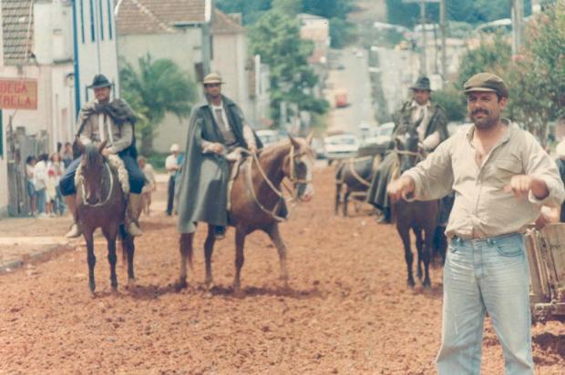 Fábio Barreto, morto nesta quarta, imortalizou a Serra nas telonas Fernanda Davoglio/1/03/1995,Agencia RBS