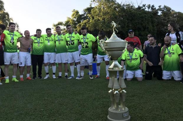 Bevilacqua vence nos pênaltis e fica com o título entre os titulares da Copa União Cristiano Daros/Agência RBS