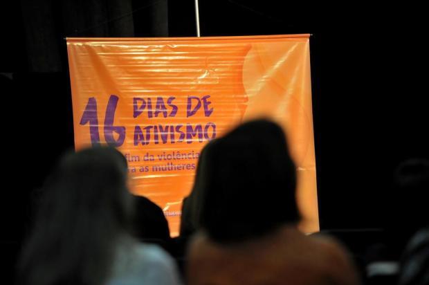 """""""É uma luta todo dia. Precisamos avançar"""", diz promotor de Caxias sobre violência contra a mulher Lucas Amorelli/Agencia RBS"""