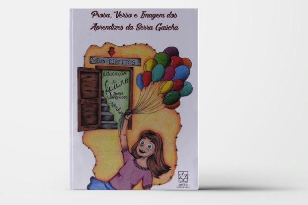 """Livro """"Prosa, Verso e Imagem dos Aprendizes da Serra Gaúcha"""" é lançado nesta quinta Marcelo Casagrande / Reprodução/Reprodução"""