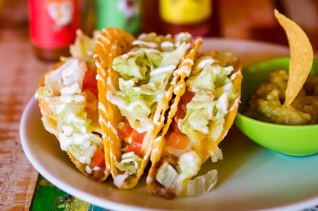 Na Cozinha: curte gastronomia mexicana? Então você precisa provar esses tacos Omar Freitas/Agencia RBS