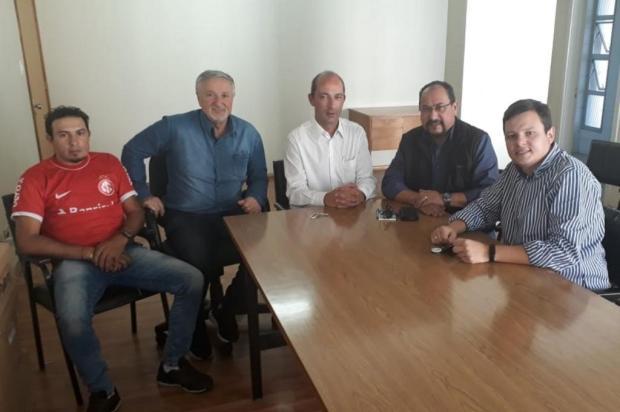 PDT de Caxias faz convite para Beltrão ingressar no partido Leandro Angonese/Divulgação