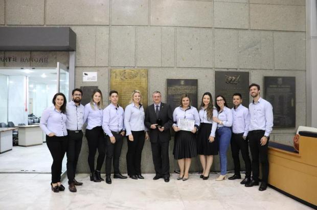 Assembleia Legislativa reconhece trabalho da Fundação Marcopolo Melina Francisquetti/Divulgação