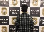 Preso suspeito de participar de tentativa de latrocínio no bairro Bela Vista em Caxias Polícia Civil  / Divulgação /Divulgação