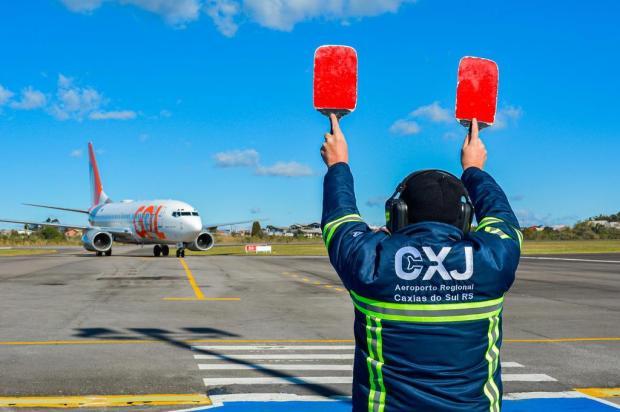 Aeroporto de Caxias do Sul segue sem data para retomada de voos comerciais Leonardo Portella/Divulgação