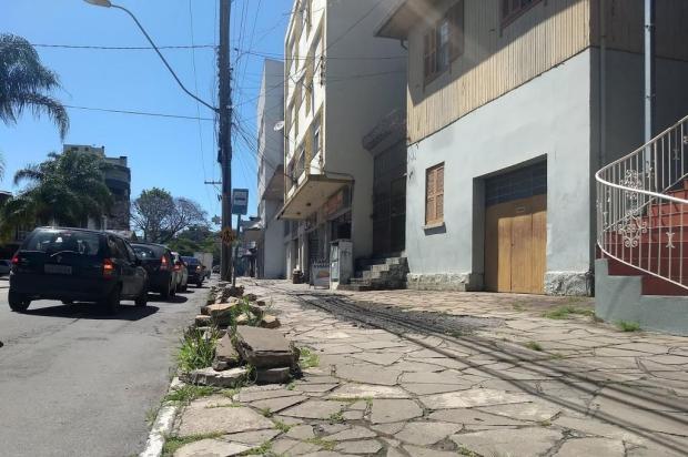 As calçadas ainda esperam Ciro Fabres/Agência RBS