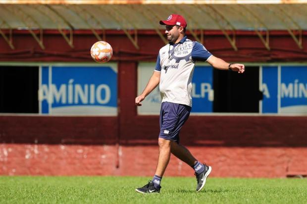 Caxias dá o pontapé inicial para temporada de 2020 Porthus Junior/Agencia RBS