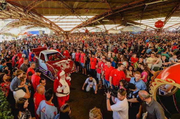 Festa De Natal Da Randon Reúne Mais De 15 Mil Pessoas Nos